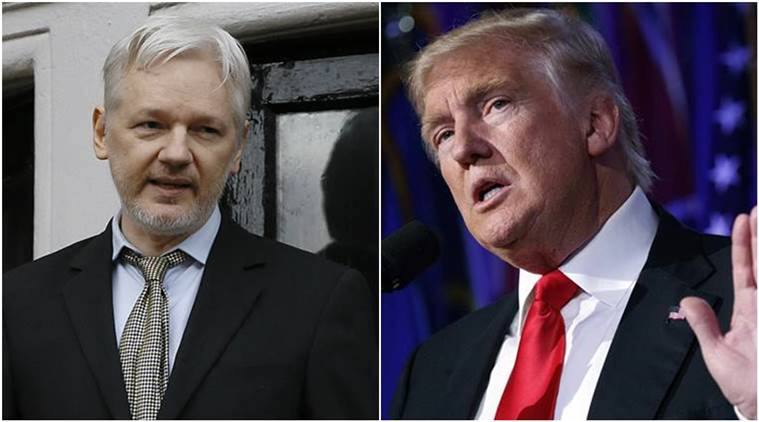 Julian Assange, Donald Trump, TIME person of the year, TIME magazine, TIME, world news, US news