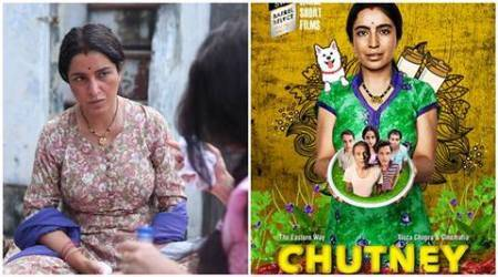 Tisca Chopra's Chutney has left people shocked. The actor reveals why