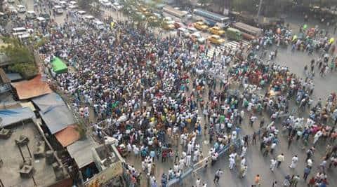 Trinamool Congress rally against Centre's 'vendettapolitics'