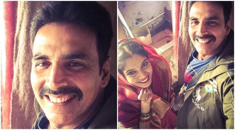 Akshay Kumar, Akshay Kumar new movie, toilet ek prem katha, toilet ek prem katha movie, toilet ek prem katha akshay kumar, akshay kumar toilet ek prem katha, toilet ek prem katha news, Akshay Kumar actor, Akshay Kumar news, Akshay Kumar movies, Akshay news, entertainment news, indian express, indian express news