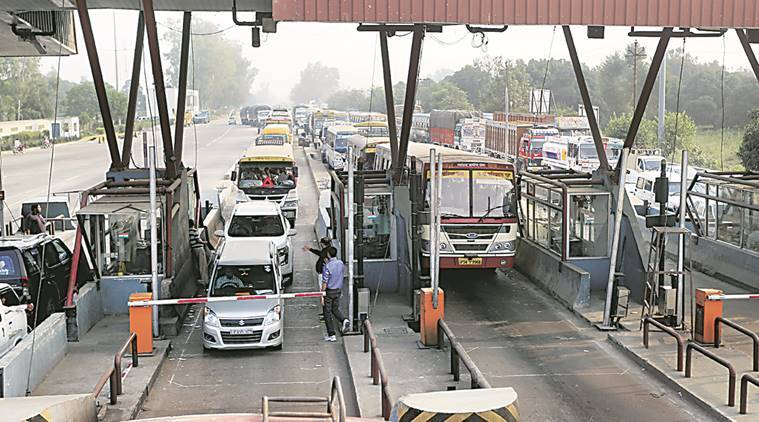 National Highway Authority of India, Minister of State for Road Transport and Highways P Radhakrishnan,  BOT, OMT operators, National HIgh Way Athority, Toll forgone by NHAI, Latest news, India news