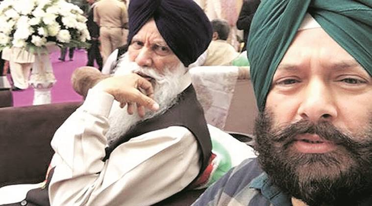 Moga MLA Joginder Pal Jain, Sukhbir Badal, Vijay Sathi of Congress, Punjab polls news, Punjab news, latest news, India news