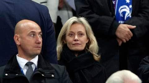 Nathalie Boy de la Tour first female president for French footballleague