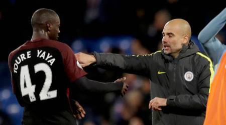Pep Guardiola has always had problems with African players, says Yaya Toure