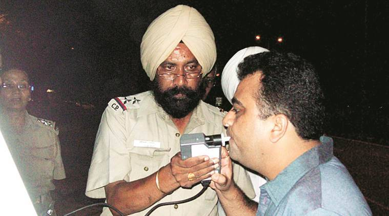 Chandigarh Traffic police, Chandigarh drunk drive, drunken driving case, drinking driving, latest news