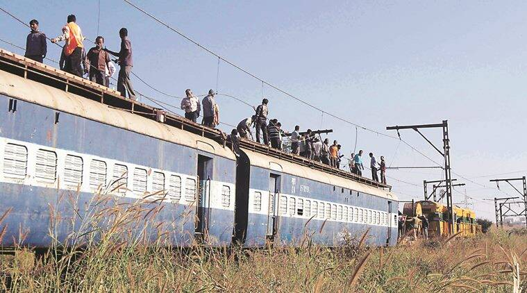 Central railways, Railways, Train accidents, train accidents india, railways mishaps, indian railways, central railways study, india news, indian express news