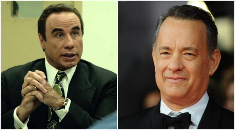 john travolta american crime story, john travolta tom hanks, john travolta tv series, tom hanks, Steven Spielberg, john travolta O.J. Simpson's attorney Robert Schapiro, hollywood news, indian express, indian express news