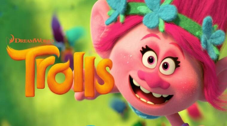 trolls review, trolls movie review, trolls, trolls cast, trolls story, trolls news, trolls anna kendrick, Anna Kendrick, trolls Justin Timberlake, trolls Zooey Deschanel, trolls Christopher Mintz-Plasse, trolls Christine Baranski, Anna Kendrick trolls, Justin Timberlake trolls, Zooey Deschanel trolls, Christopher Mintz-Plasse trolls, Christine Baranski trolls, trolls Walt Dohrn, trolls Mike Mitchell, Anna Kendrick, Justin Timberlake, Zooey Deschanel, Christopher Mintz-Plasse, Christine Baranski, Walt Dohrn, Mike Mitchell, entertainment news, indian express trolls, indian express trolls movie review