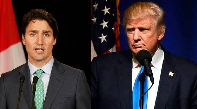 Canada US trade, Canada trump trade, Canada donald trump, Justin Trudeau, news, latest news, world news, international news, Canada news