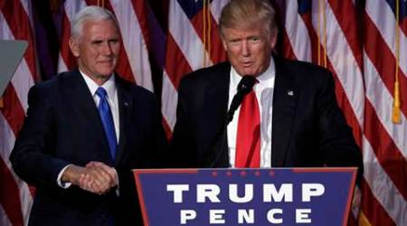 Donald trump, Trump, Mike Pence, US, United states, US, President-elect Donald trump, US tax laws, US laws, US elections results, US elections, world news indian express news
