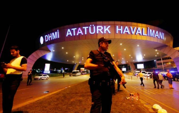 Turkish airport, Turkish airport news, Istanbul airport, Turkish airport-Indian express, Turkey violence, Turkey protests