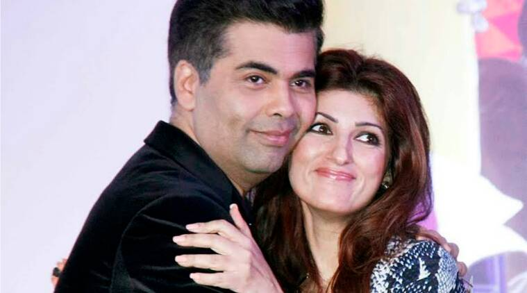 twinkle khanna, twinkle khanna karan johar, twinkle khanna mns, karan johar mns, twinkle khanna asks karan mns, twinkle khanna asks karan johar mns, mns kjo, twinkle karan mns, twinkle koffee with karan, karan johar alia bhatt, twinkle khanna alia bhatt, twinkle khanna new book, twinkle khanna new book launch, twinkle khanna jokes, bollywood updates, indian express, indian express news