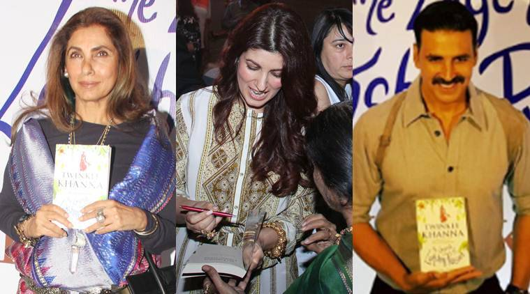 Twinkle Khanna's revelation about her mother Dimpl Kapadia.