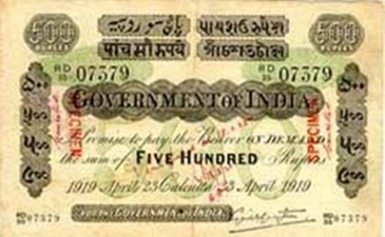 demonetisation, withdrawal of five hundred and one thousand rupees notes, Narendra Modi, 500 and 1000 rupees, 500 rs, 1000 rs, new 2000 rs, new 500 rs, Indian currency, Indian currency crisis, currency crisis in India, history of Indian currency, British empire, Indian rupee, history of Indian rupee, new two thousand rupees note, new five hundred rupees note, Indian Express