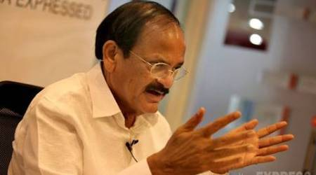 venkaiah naidu, m venkaiah naidu, gst, goods and services tax, low cost housing, exempt low cost housing, urban development minister, indian express, india news