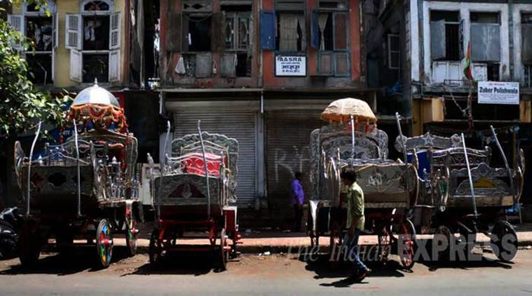 Mumbai, Victoria owners, horse-driven carriages, Bombay HC, bombay high court, ban victoria, maharashtra government, cruelty against animals, rehabilitate victoria owners, india news, indian express
