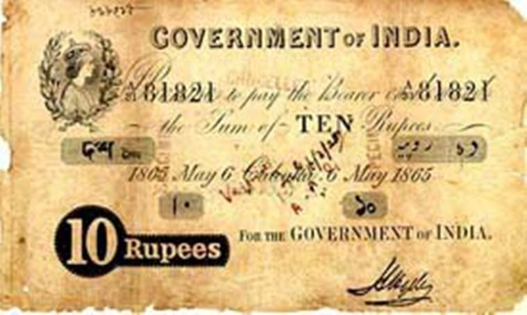 An overview of the evolution of paper currency in India | Research