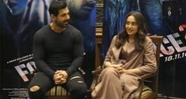 John Abraham And Sonakshi Sinha Explain How Force 2 Has Some Never-Seen-Before Action