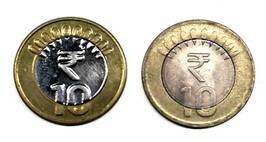 Rs 10 Fake Coin: Spot The Difference