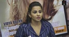Vidya Balan Reacts To Govt's Decision Of Making Rs 500- Rs1000Illegal