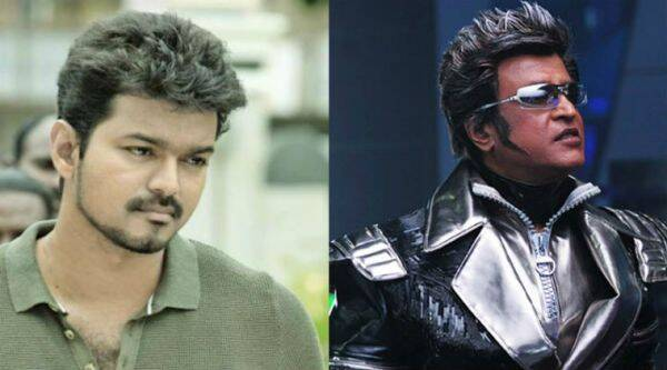 Vijay's 61st film may lock horns with superstar Rajinikanth's 2.0