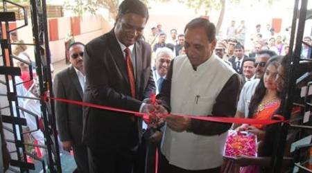 Gujarat CM inagurates housing project in Rajkot