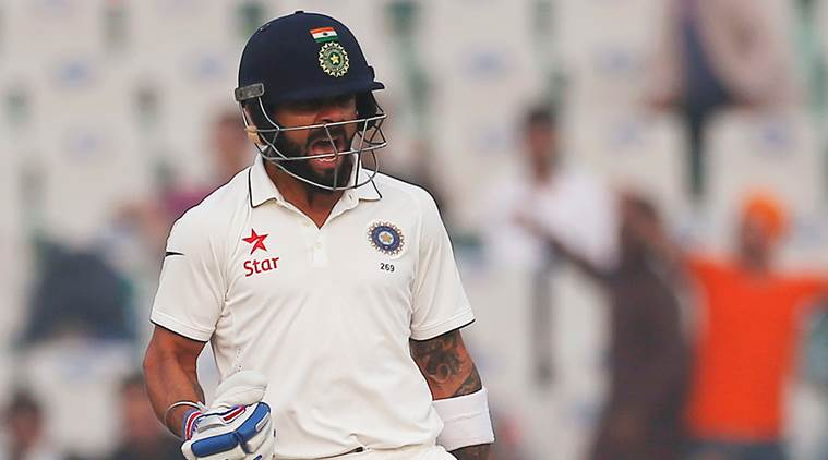 India vs England, Ind vs Eng, Ind vs Eng 3rd test, Mohali Test, Virat Kohli, Kohli, Parthiv Patel, Parthiv, Cricket news, Cricket