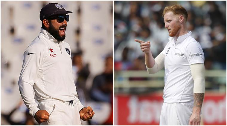 Virat kohli, Kohli, Ben Stokes, Stokes, Jonny Bairstow, India vs England, Ind vs Eng, Ind vs Eng Mohali test, Cricket news, Cricket