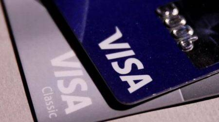Visa says systems operating at 'close to normal levels' after Europe outage