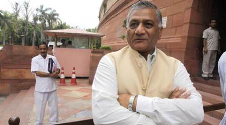 Surgical strikes a message to Pak that India won't accept continued terror as new norm: V K Singh