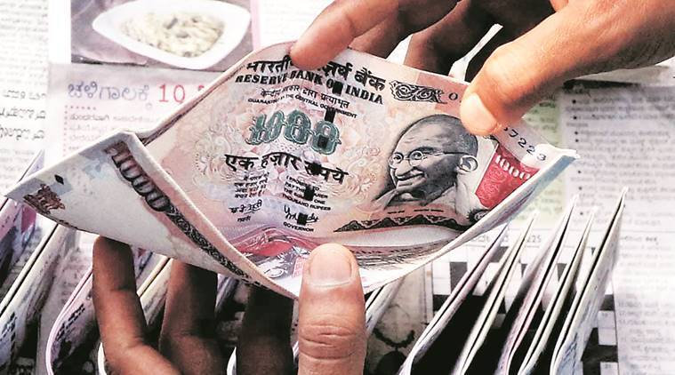 Old notes worth Rs 3,000 found in Thane drain