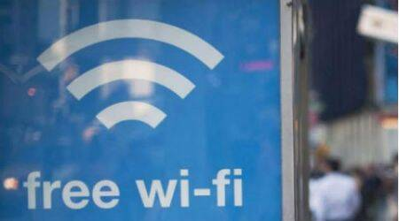 Wi-Fi services in flights may soon be areality