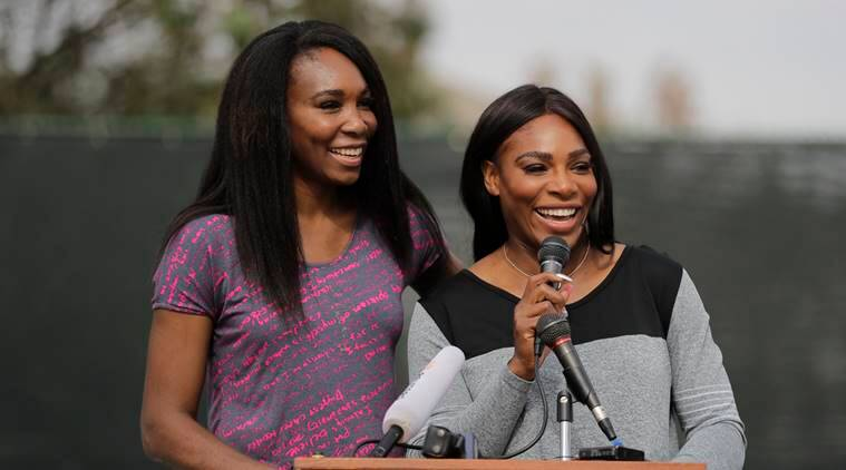 Serena Williams, Venus Williams, Williams sisters, Compton California, Compton Williams sisters, Williams upbringing, Williams sisters california, tennis, tennis news, sports, sports news