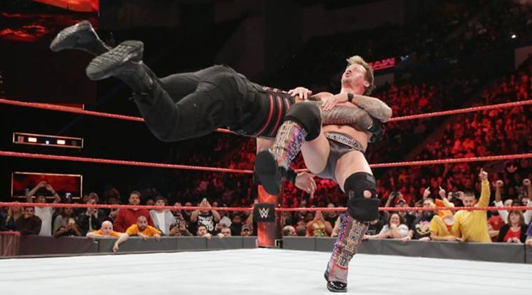 WWE Raw, WWE Raw results, Raw wrestling, WWE Raw 31 October, raw wrestling, wrestling, wwe raw, roman reigns, rusev, brock lesnar, goldberg, seth rollins, chris jericho, wwe, wwe news, sports, sports news