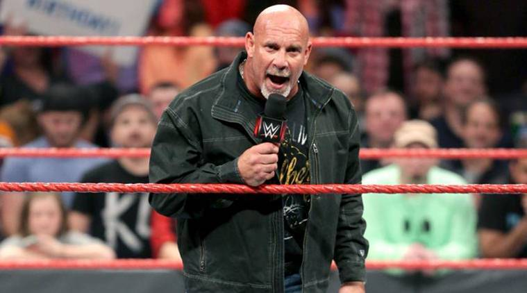 WWE Raw, Raw, WWE raw results, goldberg, goldberg wwe, goldberg wwe raw, goldberg royal rumble, goldberg wrestlemania, royal rumble, wwe, wwe news, sports news