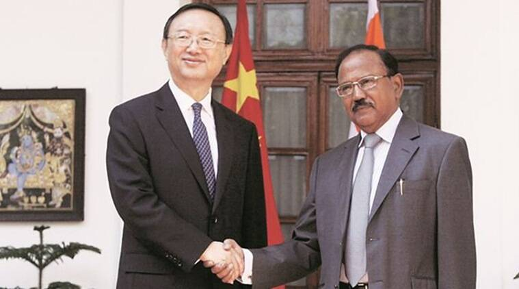 National Security Advisor, NSA, Ajit Doval, china, Yang Jiechi, Nuclear Suppliers' Group, NSG, Jaish-e-Mohammad, Jaish-e-Mohammad chief, Masood Azhar, india news, indian express news