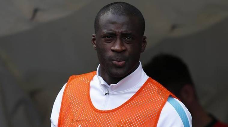 Yaya Toure, Toure, Manchester City, Pep Guardiola, Manchester United team selection, champions League, football news, football, sports, sports news
