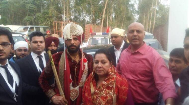 Yuvraj Singh wedding: Yuvi says, 'It's time!' as celebrations begin