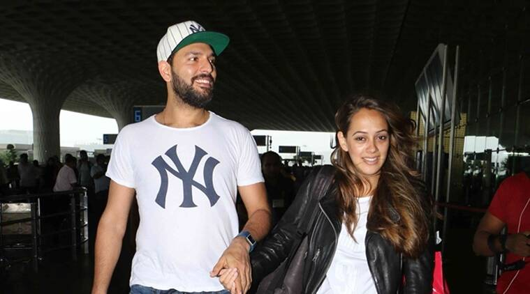 yuvraj singh, hazel keech, yuvraj hazel, yuvraj wedding, yuvraj singh wedding, yuvraj singh marriage, yuvraj singh wedding venues, cricket news, sports news