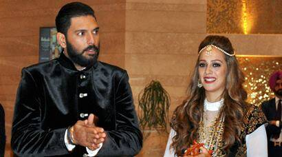 Yuvraj Singh Hazel Keech wedding, Yuvraj Singh wedding, Yuvraj Hazel wedding, Yuvraj Singh Hazel Keech , Yuvraj Singh wife, Hazel keech, hazel Keech photos, Yuvraj Singh Hazel keeche wedding photos, India Cricket , Cricket news, Cricket