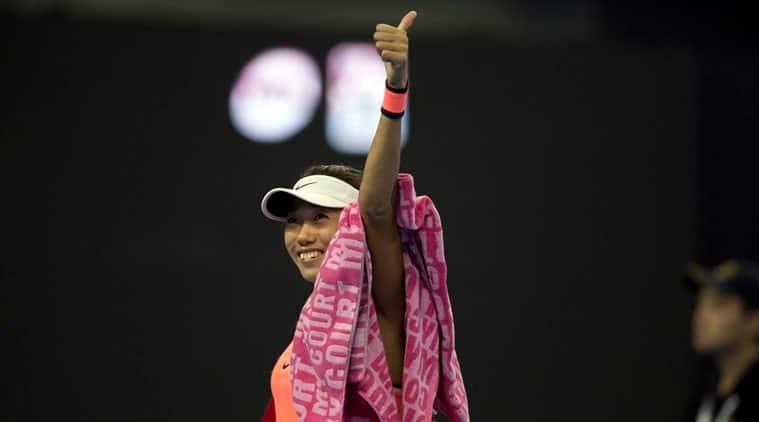 Zhang Shuai, Elina Svitolina, WTA Elite Trophy, WTA Elite Trophy tennis, WTA Tennis trophy, Sports News, Tennis
