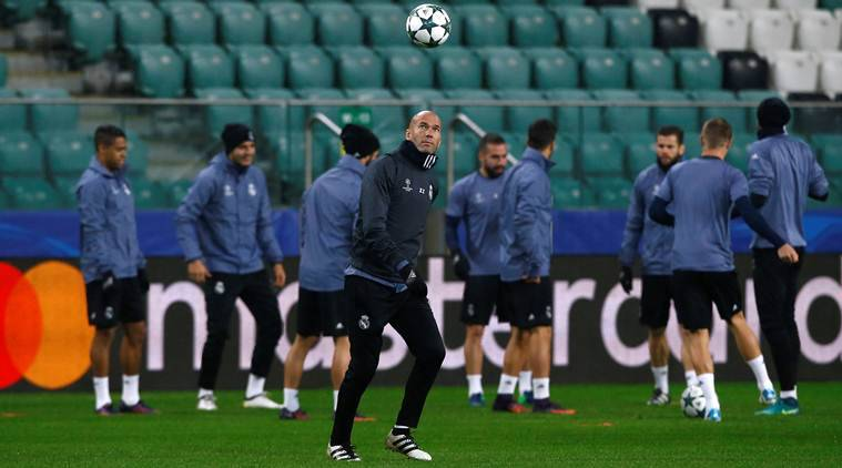 real madrid, madrid, zinedine zidane, zidane, champions league, champions league fixtures, football news, football