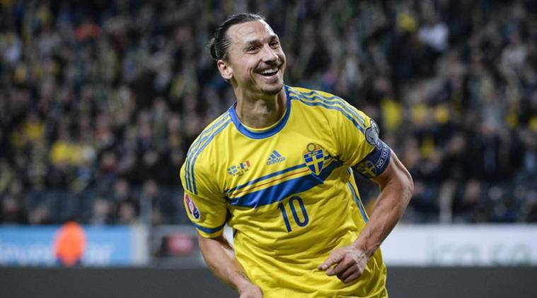 Zlatan Ibrahimovich, Zlatan, Ibrahimovich, Ibra, Ibra statue, Zlatan statue, Sweden player of the year, football player of the year, football news, sports news