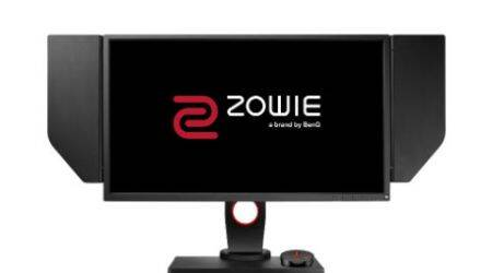 BenQ launches Zowie XL2540 gaming monitor priced at Rs 45,000