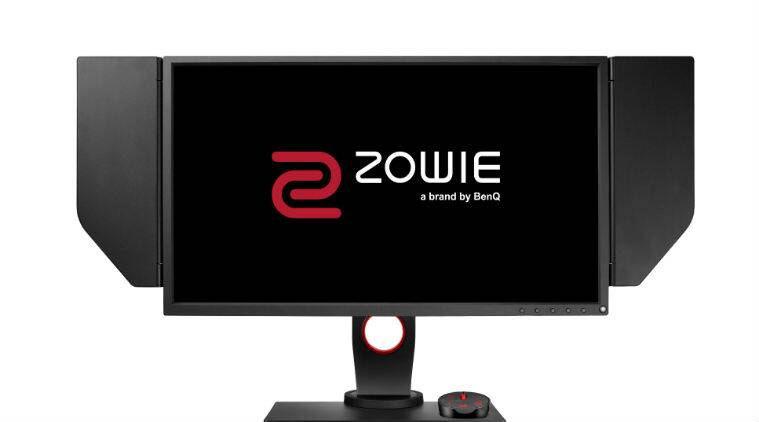 BenQ, BenQ India, BenQ Zowie, BenQ Zowie XL2540, BenQ gaming monitor, Zowie gaming monitor, Zowie XL2540 price, BenQ XL2540 availability, BenQ XL2540 features, BenQ XL2540 refresh rate, BenQ XL2540 e-sports, technology, technology news