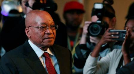 Indian-origin radio jockey axed for calling South Africa's President Jacob Zuma a 'zombie'