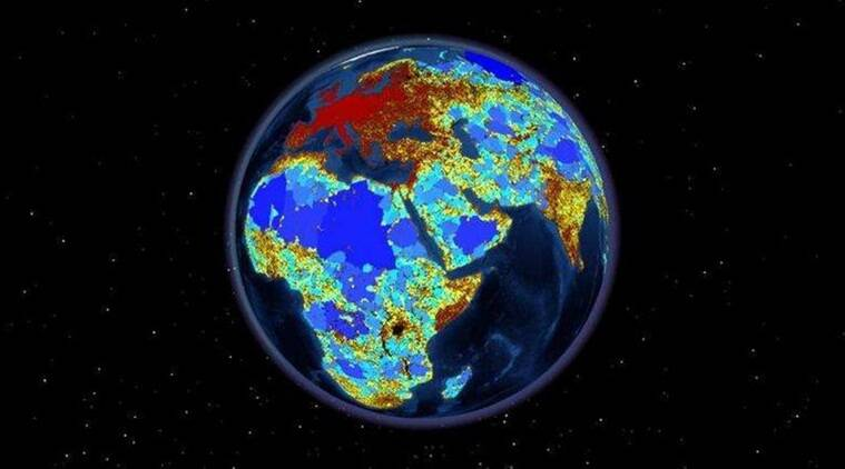 earth surface. earth roads, Eberswalde University for Sustainable Development in Germany, North America and Eurasia, Eberswalde University for Sustainable Development research, latest news, latest science news