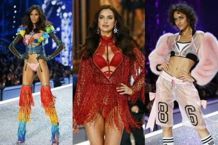 Victoria's Secret Fashion Show 2016, Victoria's Secret Fashion Show 2016 paris, Victoria's Secret, Victoria's Secret fantasy bra, Kendall Jenner, Gigi Hadid, lady gaga, bruno MARS, THE WEEKND, indian express, indian express news