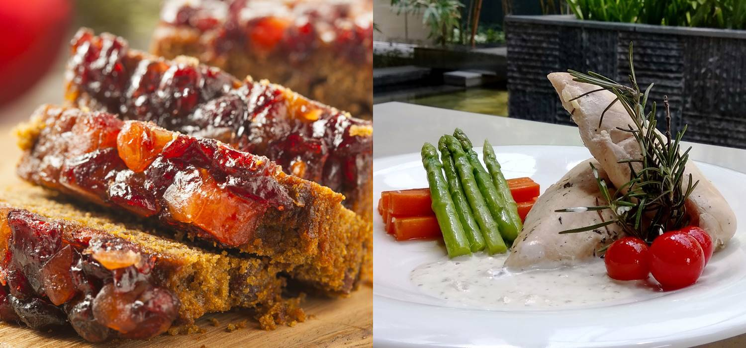 From Sous Vide Chicken To Fruit Cake Microwave Recipes For New Year S Eve Lifestyle News The Indian Express