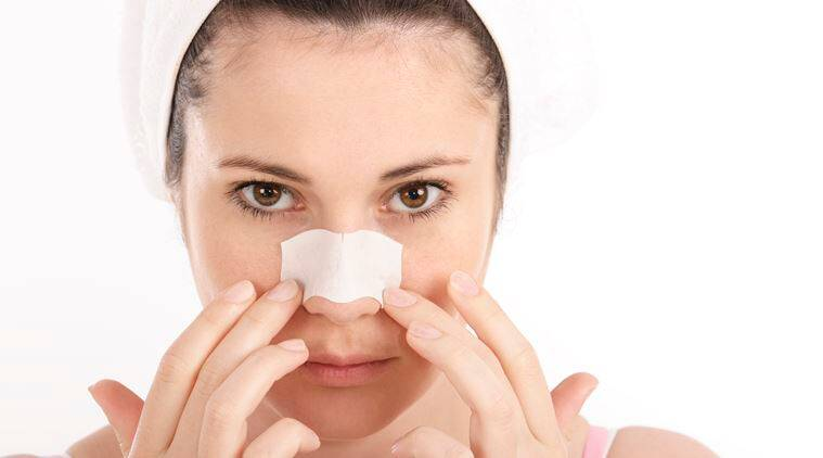 5 home remedies to get rid of blackheads naturally the indian express blackheads acne skin problems for women treatment for acne how to get solutioingenieria Gallery